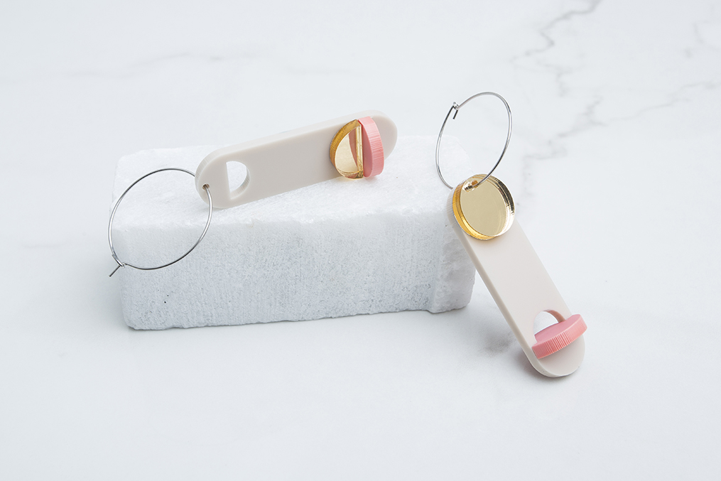 Moholy-Nagy Earrings