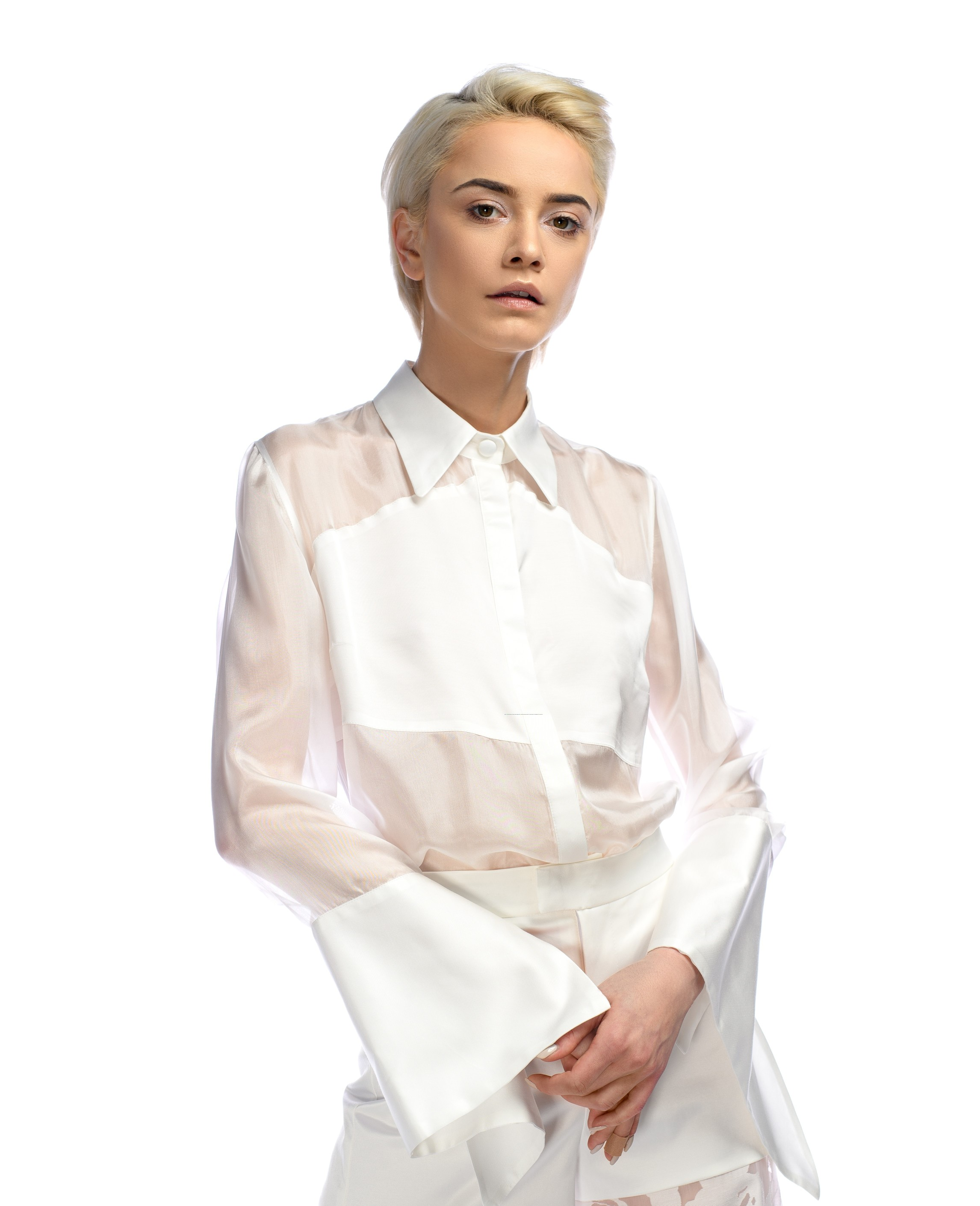 GNOSSA silk shirt