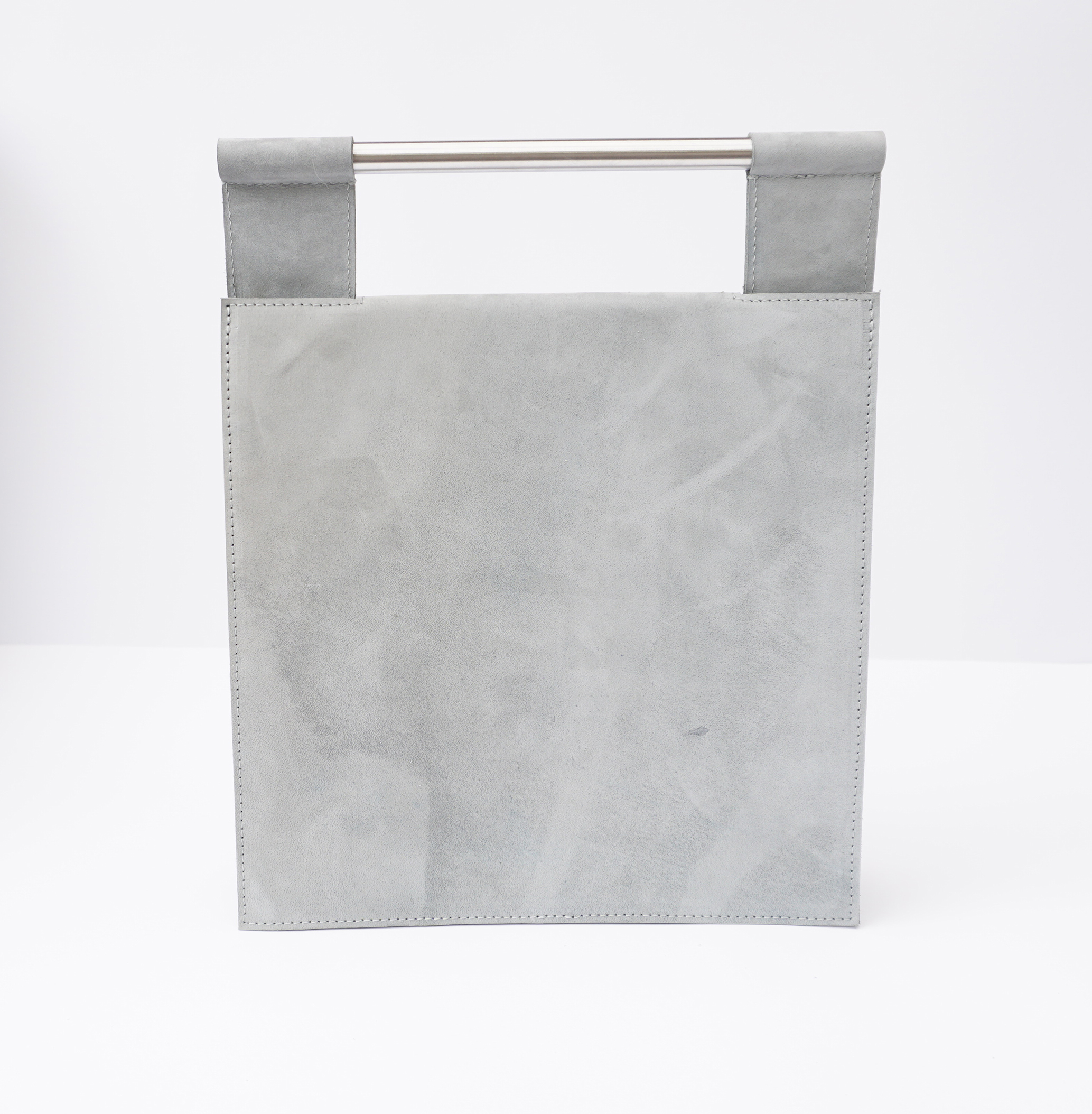 Bag #7 | Grey nubuck leather
