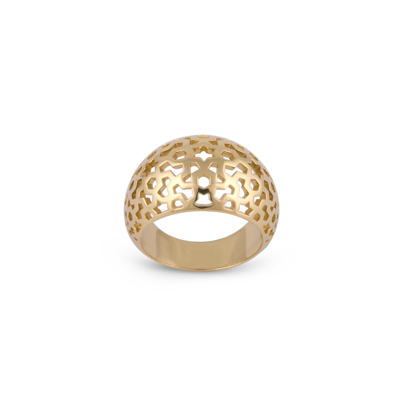 Eslimi Ring-Gold