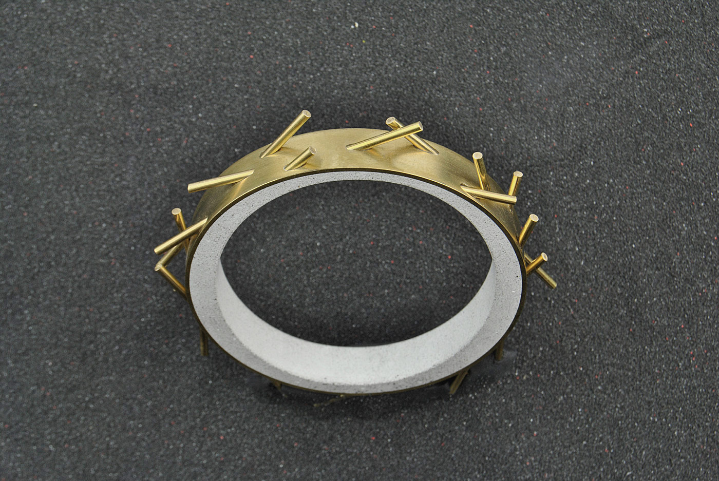 Brass Punk Trilogy - B Bangle - Lunante