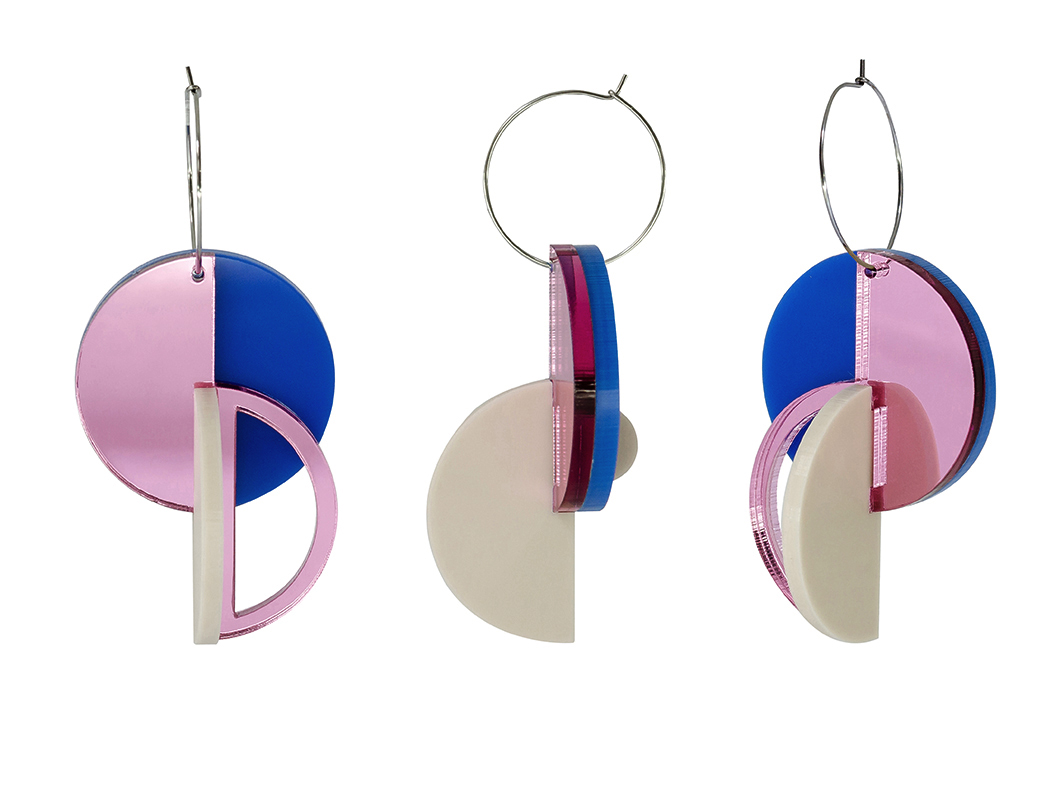 Rodchenko Earrings