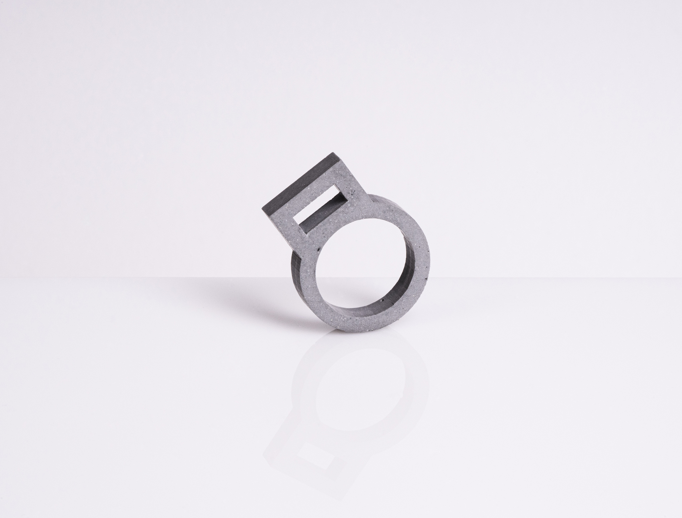 Concrete Architectural Ring