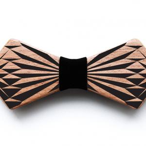 Wood Bow Tie | Bow Tie | Reversible Model C | CLS
