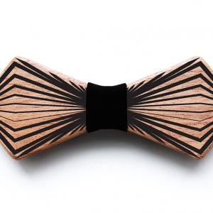 Wood Bow Tie | Bow Tie | Model C | CL