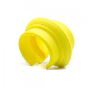 MyCity Napoli Wide Cuff in limoncello