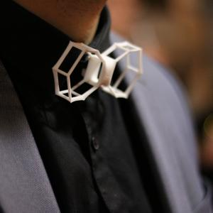 Holly 3D Printed Bowtie