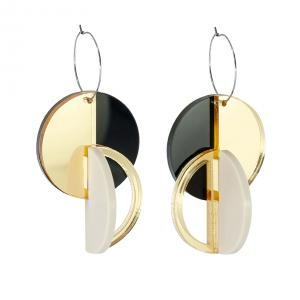Rodchenko Statement Earrings