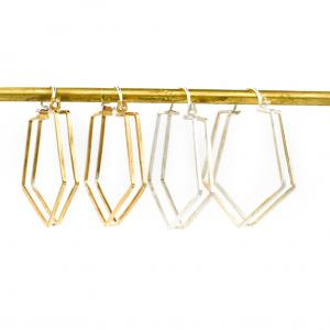 Pent Structure Hoops